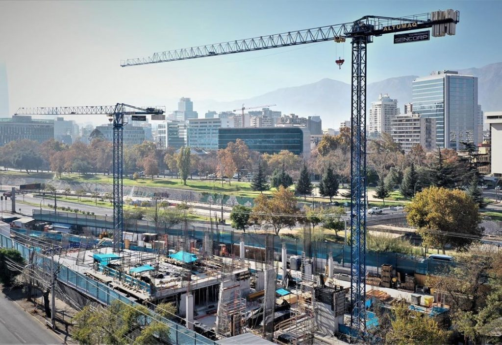 تعمیر تاور کرین در شیراز