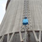 تناژ آسانسور کارگاهی